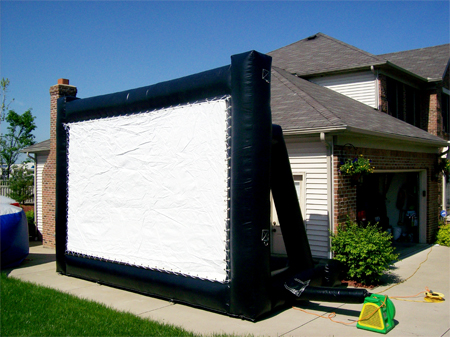 Movie Screen Rentals Ohio